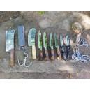 Kurban Bıçak Seti 11 parça